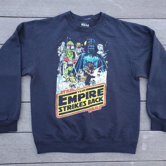 STAR WARS The Empire Strikes Back Pullover Sweater